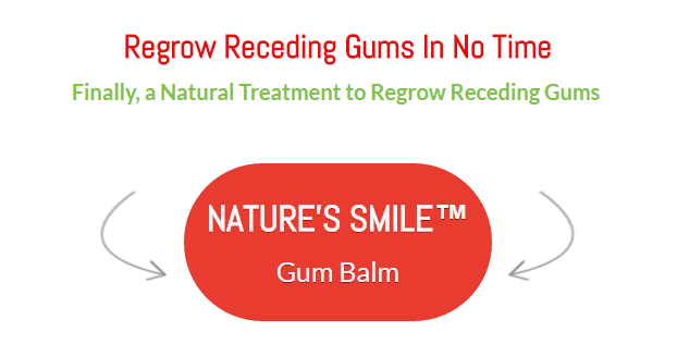 Natural Cure For Receding Gums